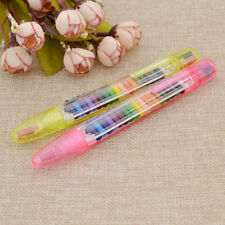 Replaced Crayon Painting Pen Drawing Art School Supplies For Kids Random Colors