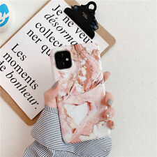 Marble Design Matte Soft Gel Back Case Cover For iPhone 11 Pro Max XR XS X 8 7 6