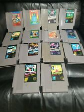 Nintendo NES video game lot - all 5 Screw collectibles