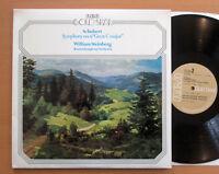"GL 25008 Schubert Symphony no. 9 ""Great"" William Steinberg Boston Symphony NM/EX"