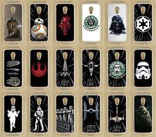 Star Wars Phone Case for Motorola E, E2, E3, Moto G, G2, G3, G4, G5 Plus, X Play