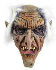 Hombre Goblin Ghoul Evil demonio Árbol Sprite Overhead Máscara de goma