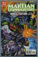 Martian Manhunter #14 2000 J'onn J'onzz Tom Mandrake DC Comics v
