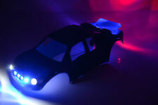 RC LED Light Kit for Traxxas vehicles. Universal Fit so will fit 1/10th scale#32