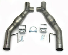 Exhaust Intermediate Pipe JBA Racing fits 05-10 Ford Mustang 4.6L-V8 with Cats