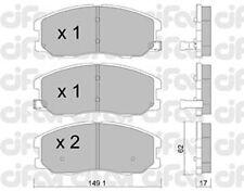 Pastiglie freno Anteriori +Posteriori Chevrolet Captiva Opel Antara t.t dal 2006