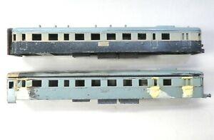 Pico-Express Triebwagen-Teile  ❌ frühe DDR Produktion  H0  ohne OVP❌ # 888