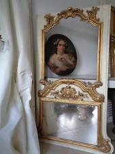 Antiker SPIEGEL Trumeau Frankreich 18./19. Jahrh. Louis XV