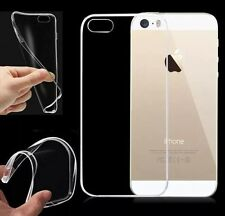 Crystal Clear Transparent Soft Silicone Case Cover For iPhone 6G/6s 5.5 Plus