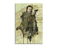 90x60cm Paul Sinus Splash Art Gemälde John Wick Geschenkartikel