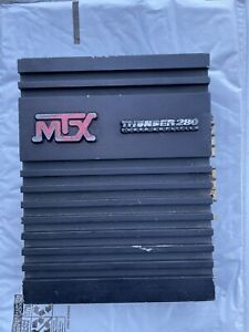 MTX Thunder280 Old School Car Audio Great Sound Quality and Power