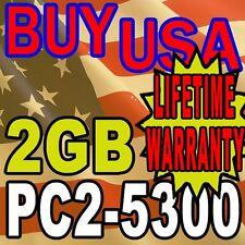 2GB 5300 Dell Dimension C521 E520 XPS 600 Memory Ram