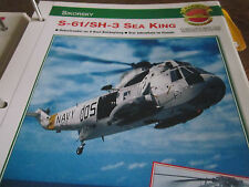 Faszination 3 81 Sikorsky S 61 SH 3 Sea King U Boot Bekämpfung USA