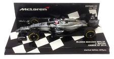 Minichamps McLaren MP4-29 chino GP 2014-Jenson Button Escala 1/43