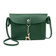 Damen Frauen Handtasche Schultertasche Shopper Tasche Hirsch Hängend Damentasche