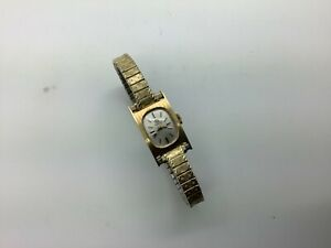 Woman's Omega 14k Gold Watch