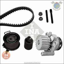 Pompe à eau + kit de courroie de distribution Ina AUDI A2 SEAT IBIZA IV AROSA