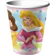 Disney Princess FairyTale Friends Birthday Party 9 oz Beverage Cups 8 Per Pkg