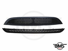New BMW MINI Aero/JCW Front Bumper Upper & Bonnet / Rad Grill Trim R50 R52 R53