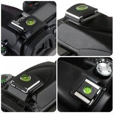 2Pcs Hot Shoe Bubble Spirit Level Protector Cover For DSLR Camera Canon&Nikon