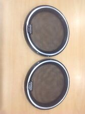 """Kenwood eXcelon 5 1/4""""  5.25"""" inch Speaker Grills covers KFC-X134 Pair"""