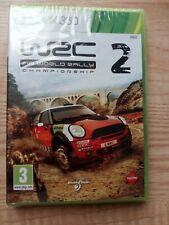 WRC 2 FIA World Rally Championship 2011 Xbox 360 Videospiel-NEU & VERSIEGELT
