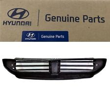 Sonata Hybrid 11-12-13-14-15 Grill Active Air Shutter Lower Flap Duct Deflector