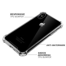 iPhone. X Crystal Clear Case, Shock Proof Case Covers & Skins