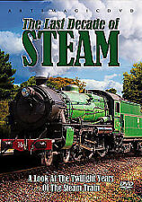 The Last Decade Of Steam (DVD, 2012)