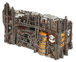Warhammer 40k Kill Team: Octarius Scenery Terrain Building Ruins & Walkway a NOS