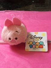 Tsum Tsum Piglet from Winnie the Pooh Disney Store Original Exclusive RARE Mint
