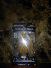 Marvel Legends captain America A.I.M. Soldier Mandroid Build-a-Figure Hasbro