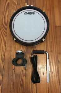 """4 Alesis 1.5/"""" Drum Clamps /& 4 L-Bars NEW DM10 MKII Strike Pro Heavy Duty"""