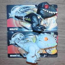 Jurassic World Snap Squad Indoraptor & Indominus Rex