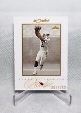 2004 Larry Fitzgerald Fleer Inscribed Rookie #77 SP 351/750 Arizona Cardinals