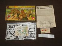 VINTAGE ARMY 1977 AIRFIX MILITARY FIGURES JAPANESE INFANTRY  WWII  MODEL KIT