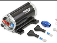 Holley 12-170 100 GPH Universal In-line Electric Fuel Pump 900hp EFI 1050hp Carb