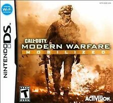 Call of Duty: Modern Warfare - Mobilized (Nintendo DS, 2009)