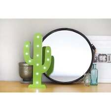 Cactus Light Up Wall Decor by Up In Lights 30cm x 15cm hangs up/stands up
