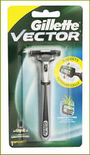 1 X GILLETTE VECTOR RAZOR COMFORT STRIP WITH BLADE FITS CONTOUR / ATRA