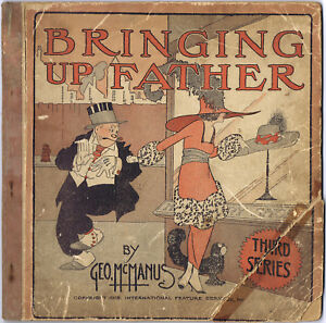 BRINGING UP FATHER 3 Third Series International Feature Services 1919 Comic Book