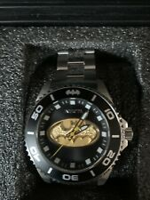 Invicta DC Comics Batman Pro Diver Limited Edition Numbered + 1 SLOT DIVE CASE!!