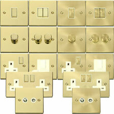 1-Gang Plug Socket Home Electrical Fittings
