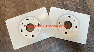 OEM Nest white plastic wall plate cover