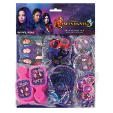 Disney Descendants 3 Mega Party Bag Filler Pack 48 Items