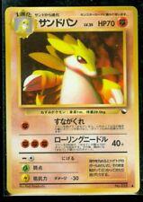Pokemon SANDSLASH #028 Japanese - Vending Series 3 GLOSSY - NEAR MINT/MINT
