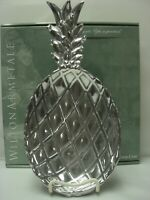 Wilton Armetale Large Pineapple Dish. # 353-164