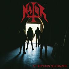 NATUR - Afternoon Nightmare CD, NEU