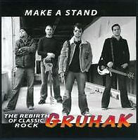 CD - GRUHAK - MAKE A STAND - SEALED