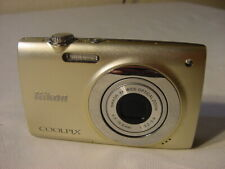 NIKON COOLPIX S2500 WITH BATTERY